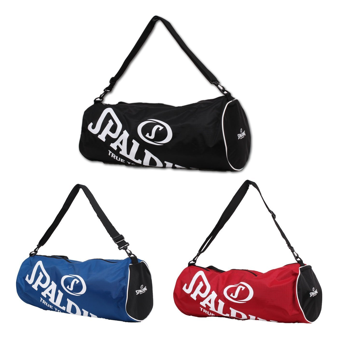 SPALDING 三顆裝籃球袋(斯伯丁 側背包 手提袋 收納袋 行李袋 NBA 【05481008】≡排汗專家≡