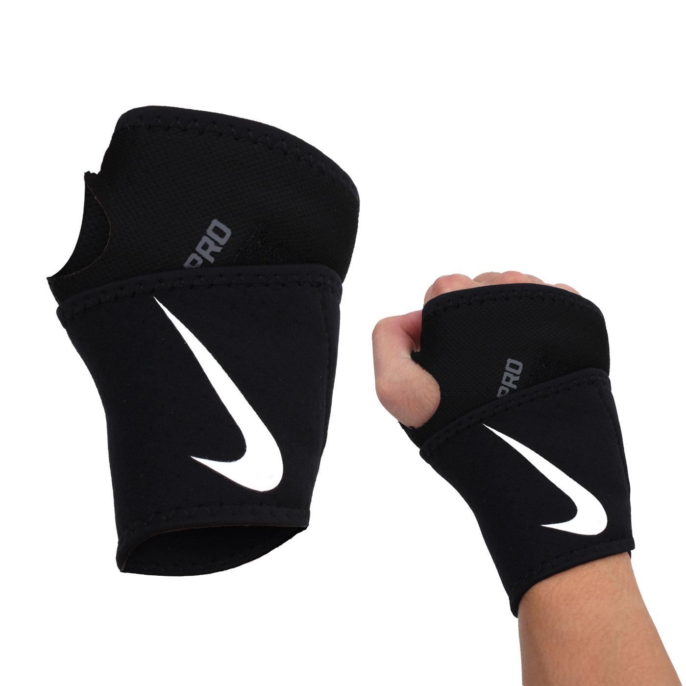 NIKE PRO 調節式護腕帶2.0(網球 羽毛球 高爾夫【94290320】≡排汗專家≡