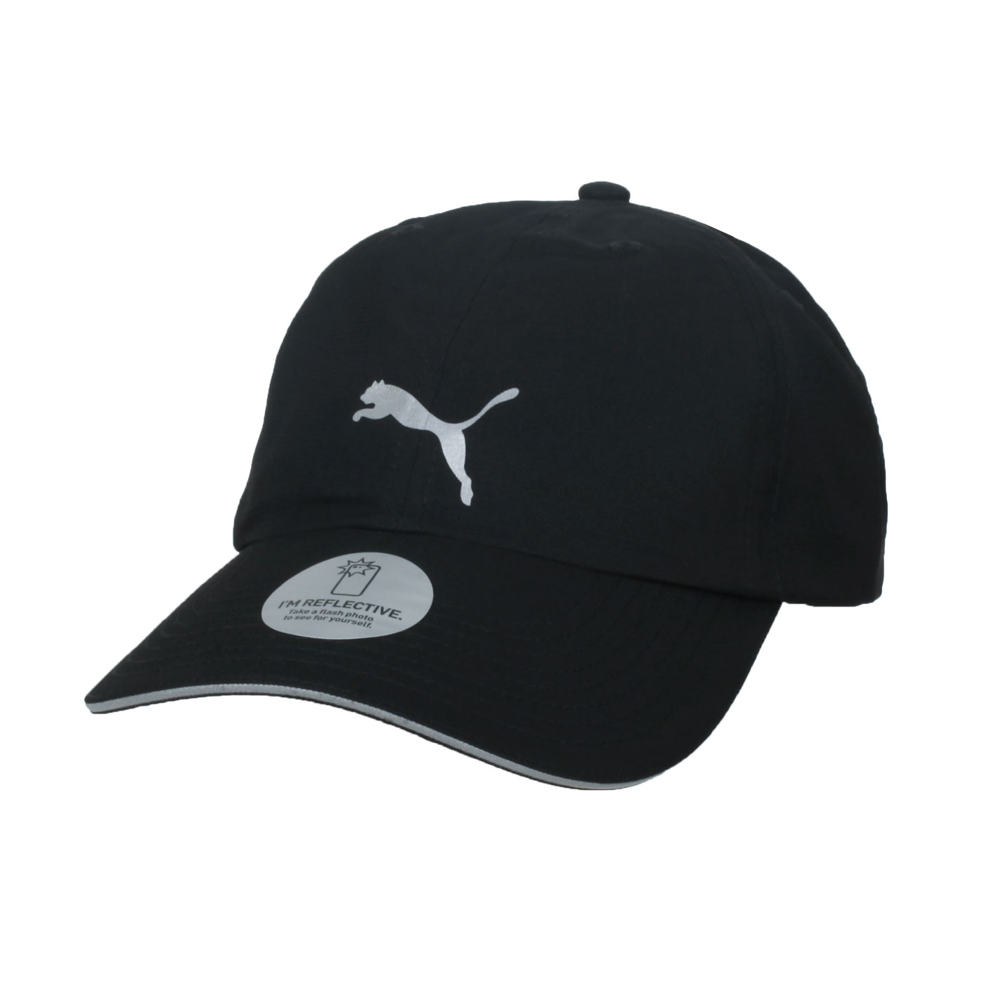 PUMA 棒球帽(鴨舌帽 帽子 老帽 遮陽帽【98490428】≡排汗專家≡