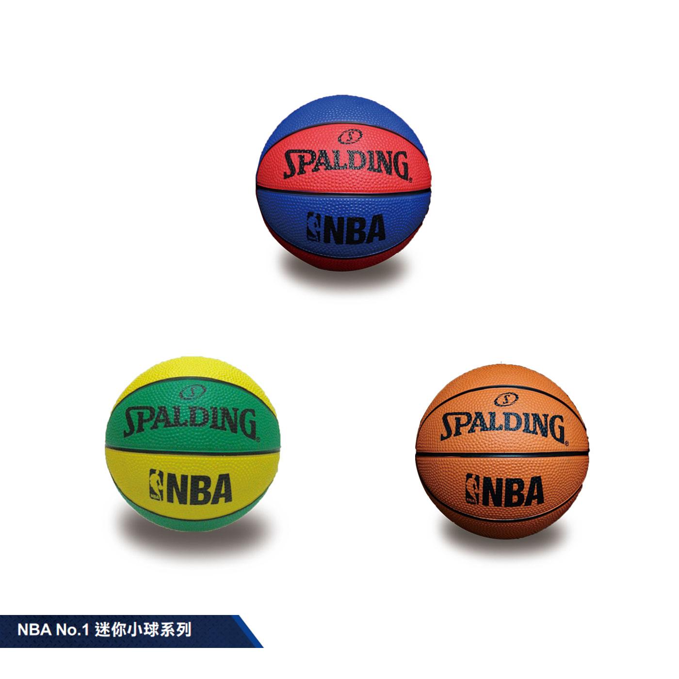 SPALDING NBA 一號籃球 迷你小球(斯伯丁 NBA 戶外【99301267】≡排汗專家≡