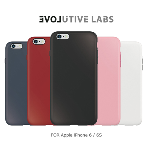 Evolutive Labs Apple 4.7吋 iPhone6/6S i6 IP6S 犀牛盾耐衝擊防摔背殼/獨家研發緩衝材質 手機殼/保護殼/手機套/保護套/TIS購物館
