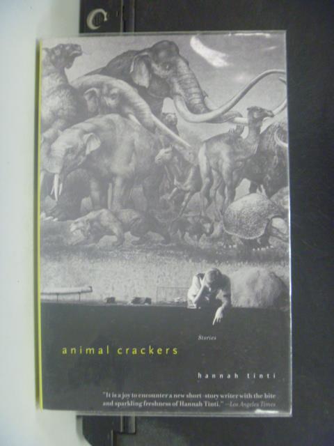 【書寶二手書T1/原文小說_KDY】Animal Crackers_Hannah Tinti, Hannah Tinti