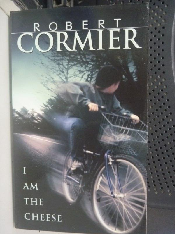 【書寶二手書T1/原文小說_HSN】I AM THE CHEESE_CORMIER