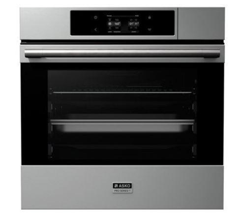 【零利率】ASKO 瑞典賽寧 OCS8676S 嵌入式蒸烤爐 ※熱線07-7428010