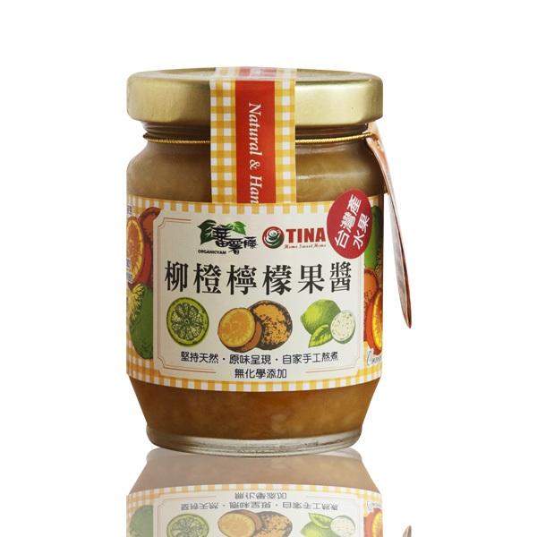 [蕃薯藤]TINA柳橙檸檬果醬