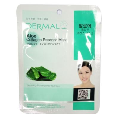 韓國 DERMAL 蘆薈保濕修護面膜 K336