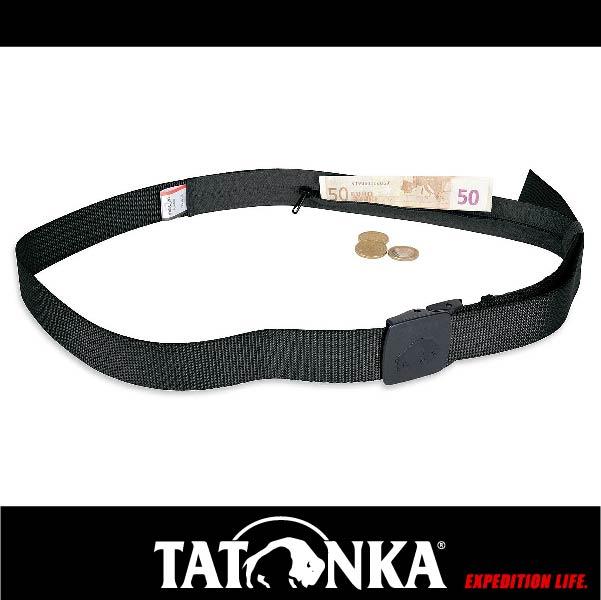 萬特戶外運動 TATONKA TTK2863-040 Travel Waistbelt 藏錢腰帶 黑色