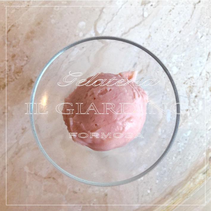 紅心番石榴 - 手工義大利冰淇淋