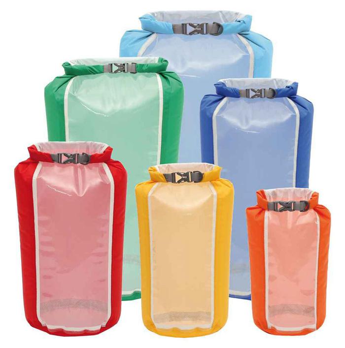 【鄉野情戶外專業】 Exped |瑞士| Fold-Drybag CS 登山溯溪旅遊防水收納袋 / 睡袋防水收納袋(13公升) L號 _052212200203