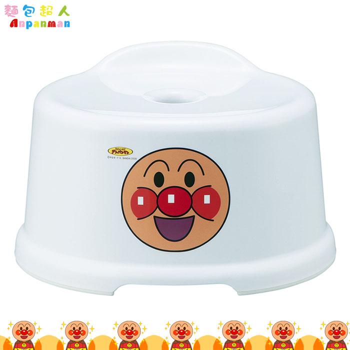 大田倉 日本進口正版 Anpanman 麵包超人 兒童 浴室椅 洗澡椅 穿鞋椅 室內椅 小椅子 浴室用品  894540