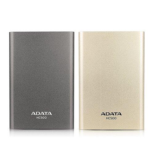 *╯新風尚潮流╭*威剛 1T 1TB HC500 USB3.0 2.5吋外接式硬碟 三年保固 AHC500-1TU3