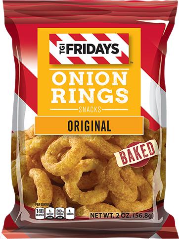 美國進口 T.G.I FRiDAY'S 烤洋蔥圈85.2g