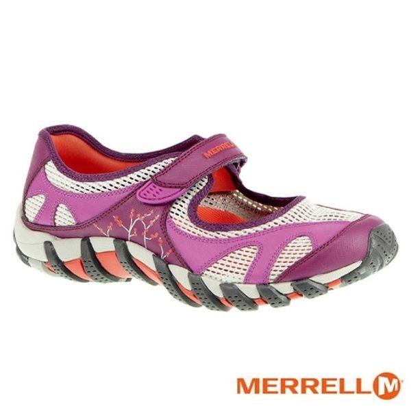 MERRELL CAPRA RAPID 多功能涼鞋 紫 水陸兩棲│三棲運動│健行鞋│休閒鞋