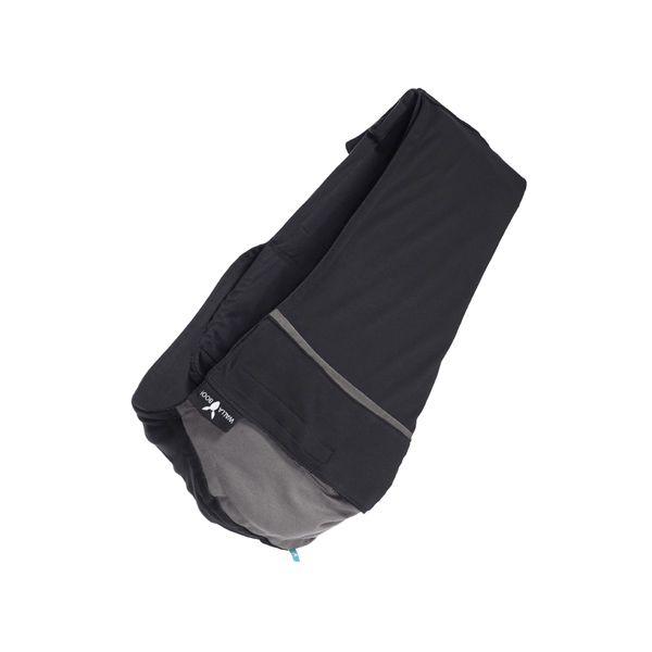 【安琪兒】荷蘭【wallaboo】酷媽袋鼠背巾 - 雙色系(黑/灰)-預購12月中到