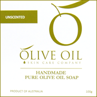 Olive Oil♪原味初榨橄欖手工皂