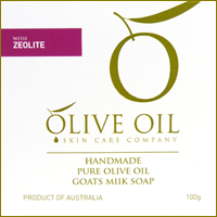 Olive Oil♪火山沸石初榨橄欖手工皂