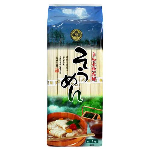 葵夢工房素麵 (1kg)