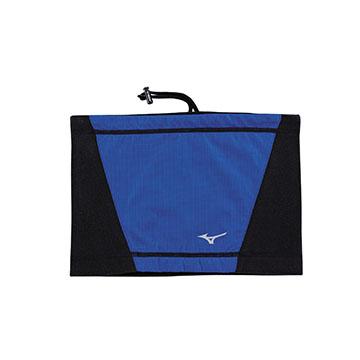32TY6G1920(黑X藍)防風保暖發熱材質 半截式頭套 【美津濃MIZUNO】