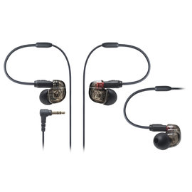 鐵三角ATH-IM01 一單體平衡電樞耳道式耳機 (鐵三角公司貨)