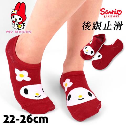 【esoxshop】美樂蒂襪套 Melody 大臉款 台灣製 三麗鷗 Sanrio