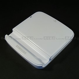 Samsung N7100 Galaxy Note 2 原廠座充/原廠電池充電座 (白)