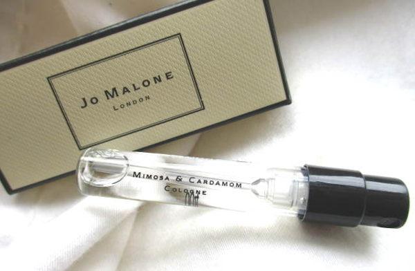*Realhome*英國香水名牌 Jo Malone 香水 - 含羞草 限量試管小香水 1.5ml