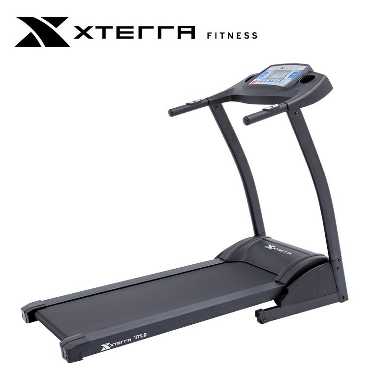 XTERRA|TR 1.0 電動跑步機《全身運動燃脂》SOLE岱宇國際