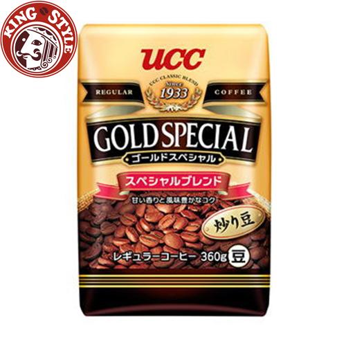 金時代書香咖啡【UCC】金質精選咖啡豆(360g)
