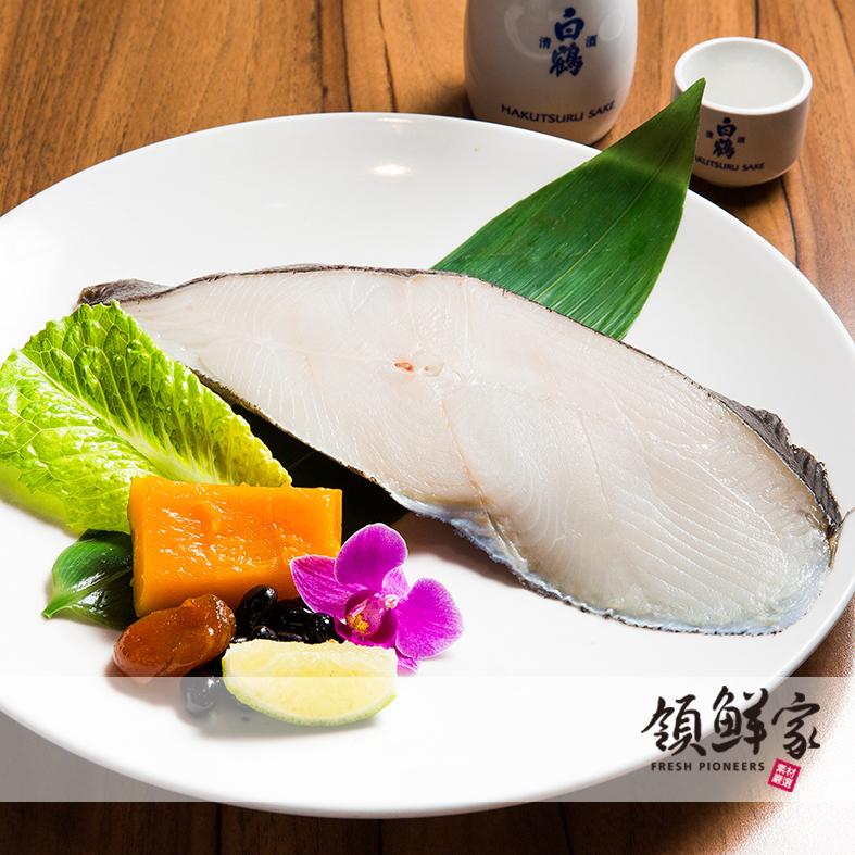 【領鮮家】嚴選厚切☆冰島鱈魚(大比目魚)~500g