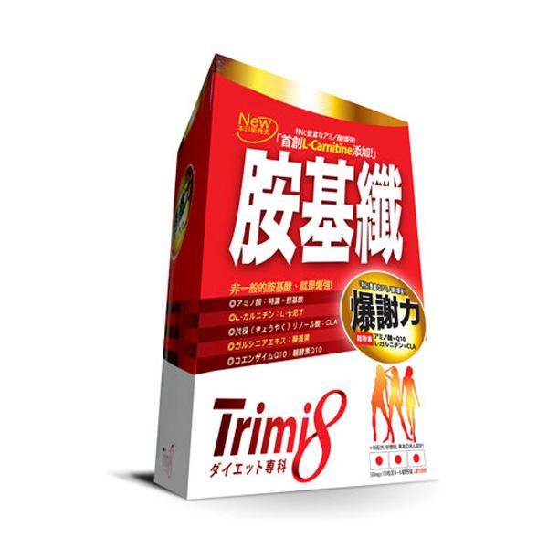 Trimi8 胺基纖 150粒/盒 ♦ 樂荳城 ♦