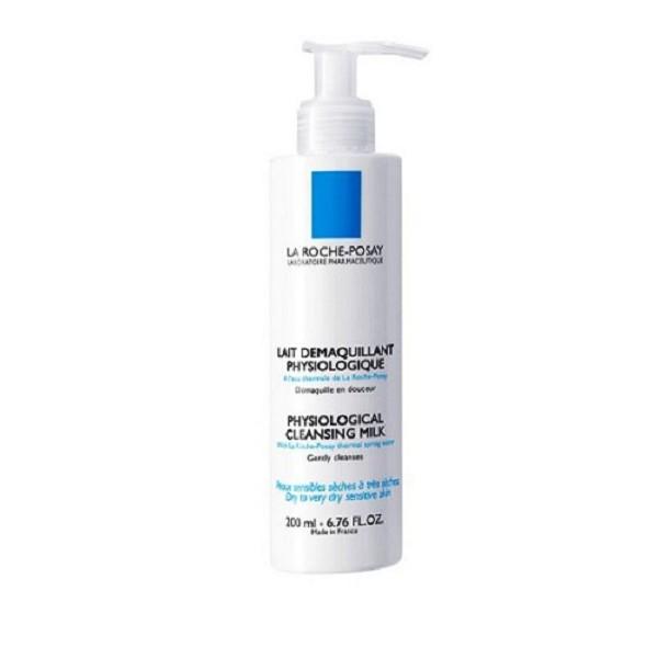 理膚寶水 舒緩保溼高效卸妝乳 200ml