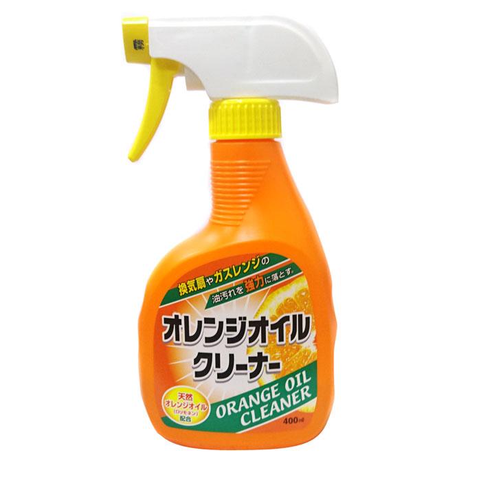 【友和】橘油家用清潔劑 400ml