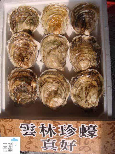 ♗馬蹄蛤-曾館長 大生蠔(珍蠔) 1斤4~5顆X5斤/组  免運→【SDF雲閣百貨】