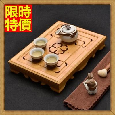 原木茶盤 茶具-茗匠茶具儲水抽屜式竹製茶盤68ac38【獨家進口】【米蘭精品】