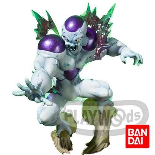 【Playwoods】[七龍珠Dragonball Z] Figuarts ZERO 弗利沙最終型態 比拉夫 佛利沙(完成品/萬代代理)
