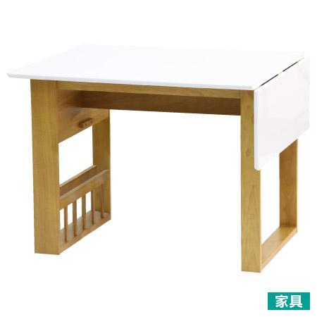 ◎天然木可伸縮餐桌 淺褐色 PIA2 LBR TW