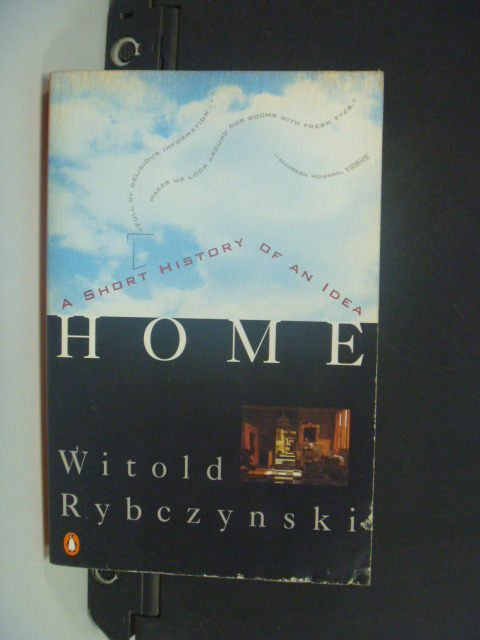 【書寶二手書T4/原文小說_NHA】Home: A Short History of an Idea