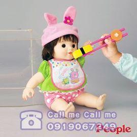 ★衛立兒生活館★POPO-CHAN筷子叉子學習組合
