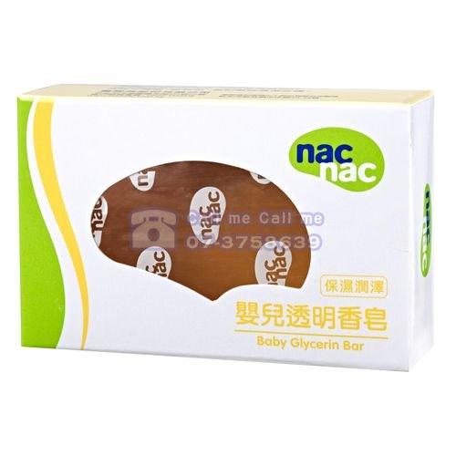 ★衛立兒生活館★Nac Nac-透明香皂
