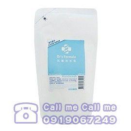 《台塑生醫》Dr's Formula抗菌洗手乳補充包-400ml