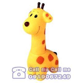 ★衛立兒生活館★樂雅 Toy Royal 軟質玩具-長頸鹿