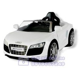 ★衛立兒生活館★奧迪R8兒童遙控電動車-白色