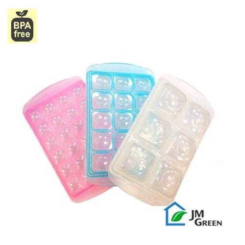 JM Green 新鮮凍RRE副食品冷凍儲存分裝盒(小/中/大)(顏色隨機出貨)