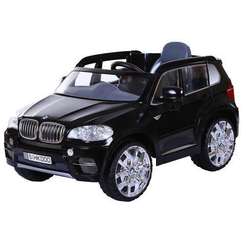 ★衛立兒生活館★韓國高階版BMW X5 兒童電動車-黑色(雙馬達)