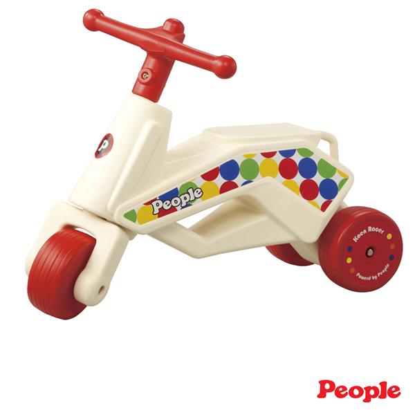 ★衛立兒生活館★People公園競賽滑步車Neo(紅)YG907