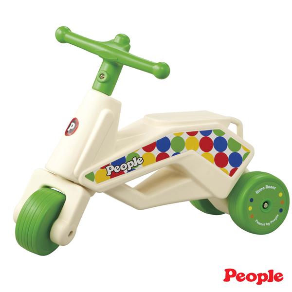 ★衛立兒生活館★People公園競賽滑步車Neo(綠)YG908