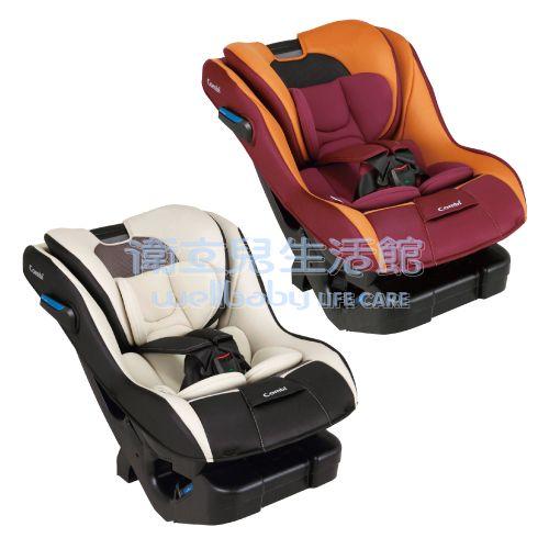 ★衛立兒生活館★康貝 Combi News Prim Long S 汽車安全座椅/汽座(哥德灰/巴洛克紅)
