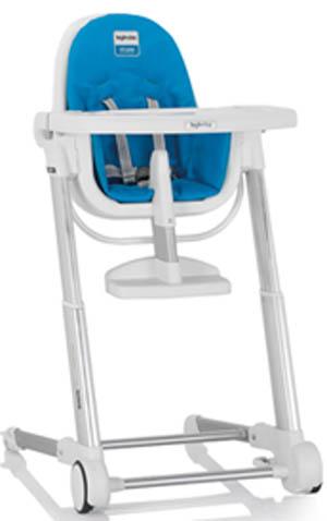 ★衛立兒生活館★INGLESINA英吉利那 ZUMA餐椅-藍(Y-H001)