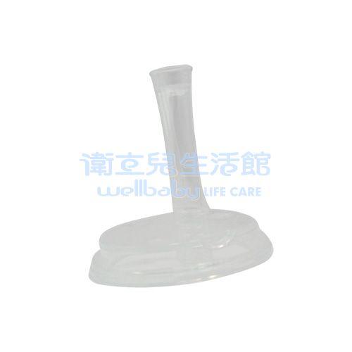 ★衛立兒生活館★Nuby不鏽鋼真空學習杯-上吸管配件(粗吸管)