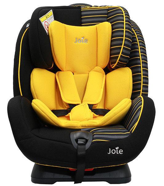 ★衛立兒生活館★Joie 豪華成長型汽座0~7歲(黃色)-安全座椅